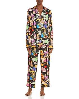 Karen Mabon - Cat Person Pajama Set