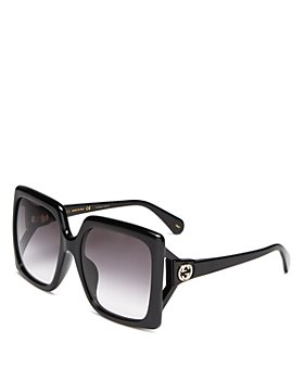 Gucci - Women's Square Sunglasses, 59mm