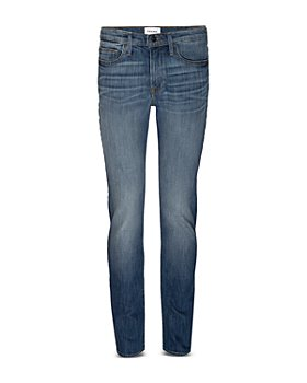 FRAME - L'Homme Slim Fit Jeans in Beech