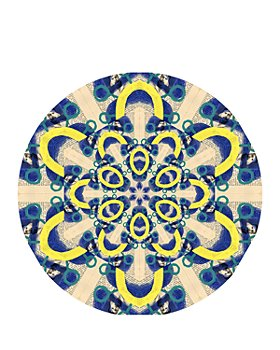 CHERYL R. RILEY - Glyph Kaleidoscope (Birth) Wall Art