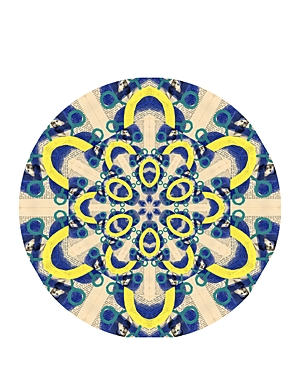 Cheryl R. Riley Glyph Kaleidoscope (Birth) Wall Art