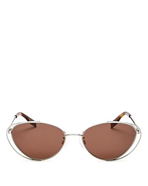 McQ Alexander McQueen Women's Cat Eye Sunglasses, 58mm