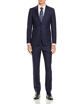 Theory - Chambers & Mayer Tonal Plaid Slim Fit Suit Separates
