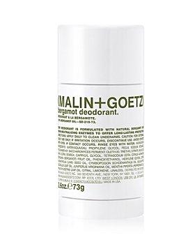 MALIN and GOETZ - Bergamot Deodorant 2.6 oz.