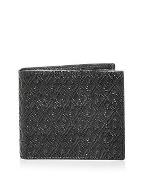 Saint Laurent - Logo Embossed Leather Bifold Wallet