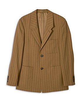 Nanushka - Aran Striped Suit Jacket