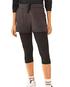ba&sh - Thimot Drawstring Shorts