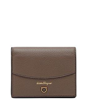 Salvatore Ferragamo - Leather French Wallet