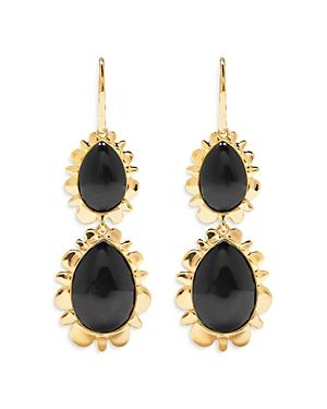 Double Bliss Drop Earrings
