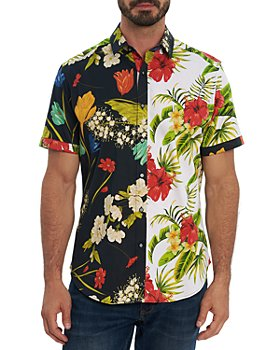Robert Graham - Two Faced Classic Fit Short Sleeve Shirt