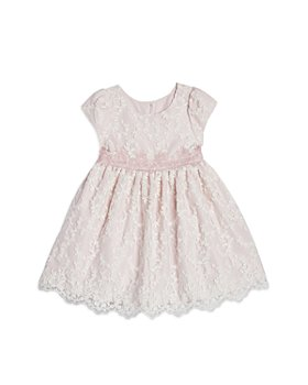 Pippa & Julie - Girls' Embroidered Lace Tulip Dress - Little Kid