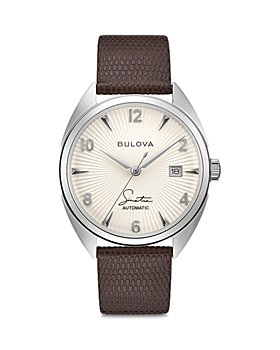 "Bulova - Frank Sinatra  ""Fly Me to the Moon"" Watch, 39mm"