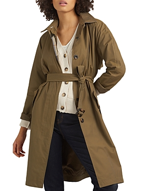 Barbour Trenchcoats BRUNSWICK BELTED TRENCH COAT