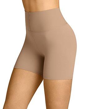ITEM m6 - Mid-Waist Shape Shorts