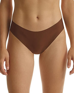 Commando Panties BUTTER MID-RISE THONG