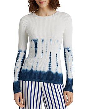 Ralph Lauren - Tie-Dyed Ribbed Sweater