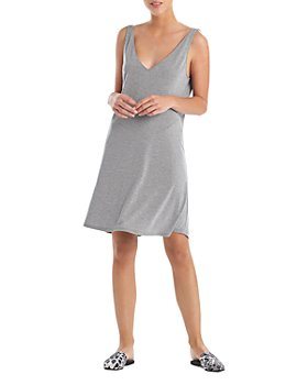 Natori - Knit V Neck Nightgown
