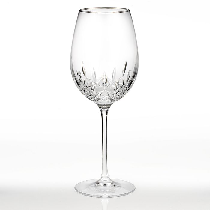 Waterford - Lismore Essence Platinum Red Wine Glass