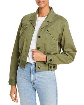 Derek Lam 10 Crosby - Gwen Field Jacket