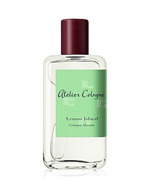 Lemon Island Cologne Absolue Pure Perfume 3.4 oz.