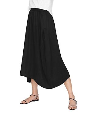 Cocoon Paneled Skirt