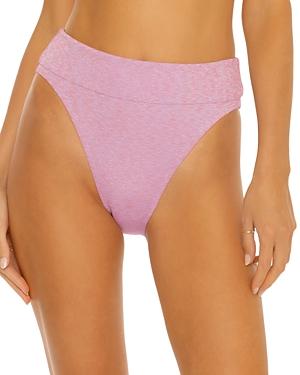 Marseille High Waist Bikini Bottom