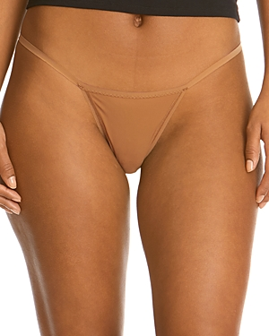 Hanky Panky One Size Breathe Natural G String