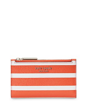 kate spade new york - Spencer Small Leather Bifold Wallet