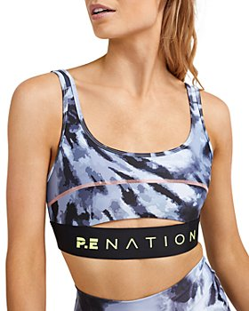 P.E NATION - Top Spin Sports Bra