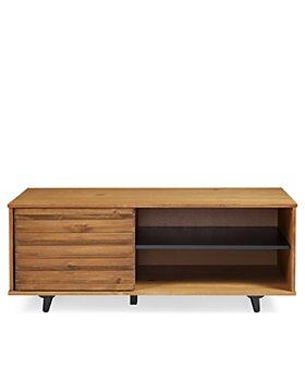 Sparrow & Wren - Parker Wood Storage Bench