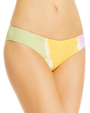 L*Space Sandy Printed Bikini Bottoms
