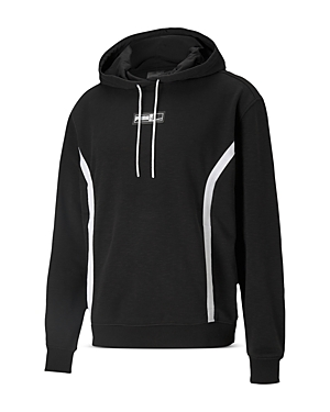 Puma Court Side Cotton Blend Hoodie