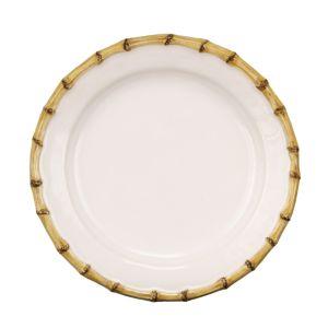 Juliska Classic Bamboo Salad Plate