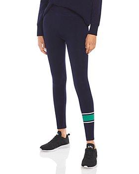 Sundry - Varsity Stripe Yoga Leggings