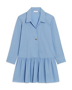 Sandro Cordelia Pleated Skirt Dress