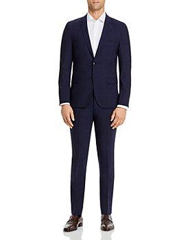 HUGO - Arti & Hesten Check Extra Slim Fit Suit Separates