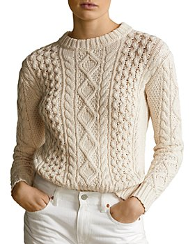 Ralph Lauren - Aran Knit Sweater