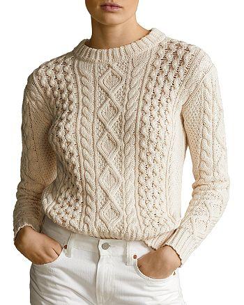 Ralph Lauren - Aran Knit Sweater