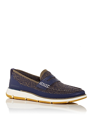 Cole Haan MEN'S 4.ZERGRAND STITCHLITE PENNY LOAFERS