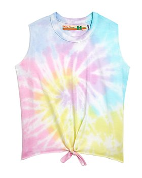 Vintage Havana - Girls' Tie Dye Tank - Little Kid, Big Kid