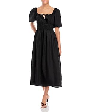 Maurelle Midi Dress