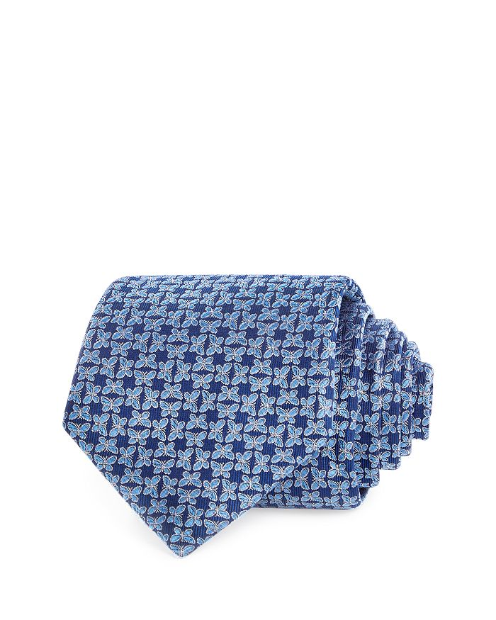 The Men's Store at Bloomingdale's - Butterfly Silk Classic Tie - 100% Exclusive
