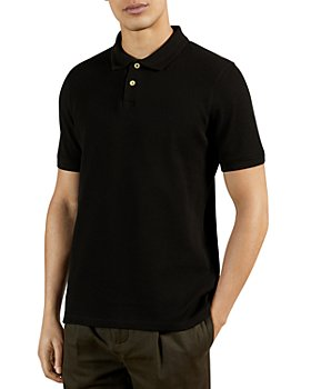 Men's Black Trendy Polo Shirts: Classic, Slim & More - Bloomingdale's