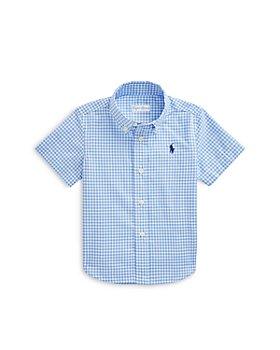 Ralph Lauren - Boys' Short Sleeve Button Down Shirt - Baby