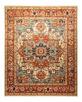 "Bloomingdale's - Oriental Serapi M1931-66 Area Rug, 8' x 9'8"""