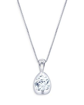 Bloomingdale's - Diamond Pendant Necklace in 14K White Gold, 0.30 ct. t.w. - 100% Exclusive