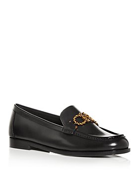 Salvatore Ferragamo - Women's Apron Toe Loafers