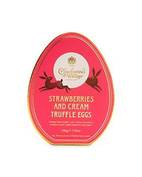 Charbonnel et Walker - Strawberries & Cream Egg Shaped Truffles