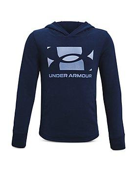 Under Armour - Boys' UA Rival Terry Hoodie - Big Kid