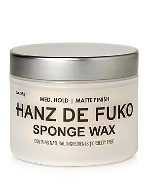 Sponge Wax 2 oz.